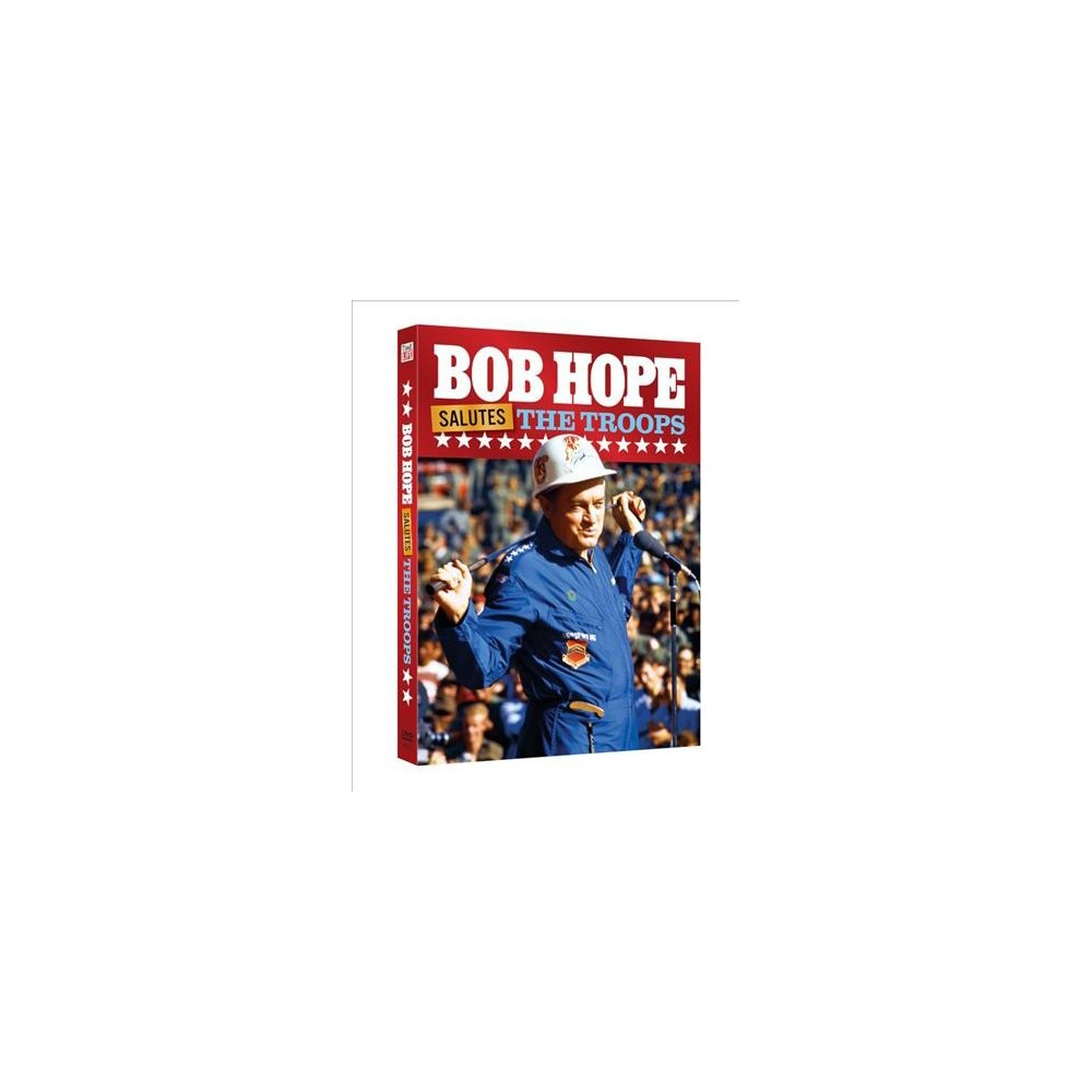 Bob Hope:Salutes The Troops (Dvd)