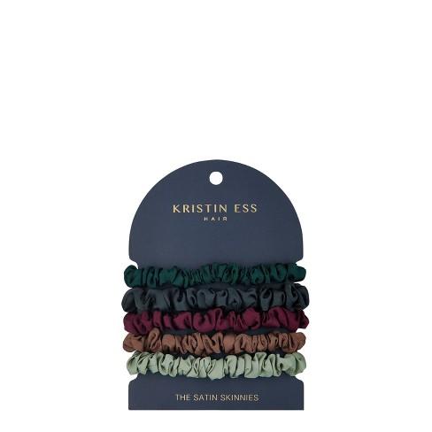 Kristin Ess Satin Skinnies - image 1 of 4