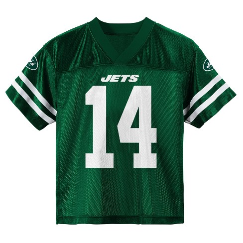 41a737ca29273 NFL New York Jets Toddler Player Jersey : Target