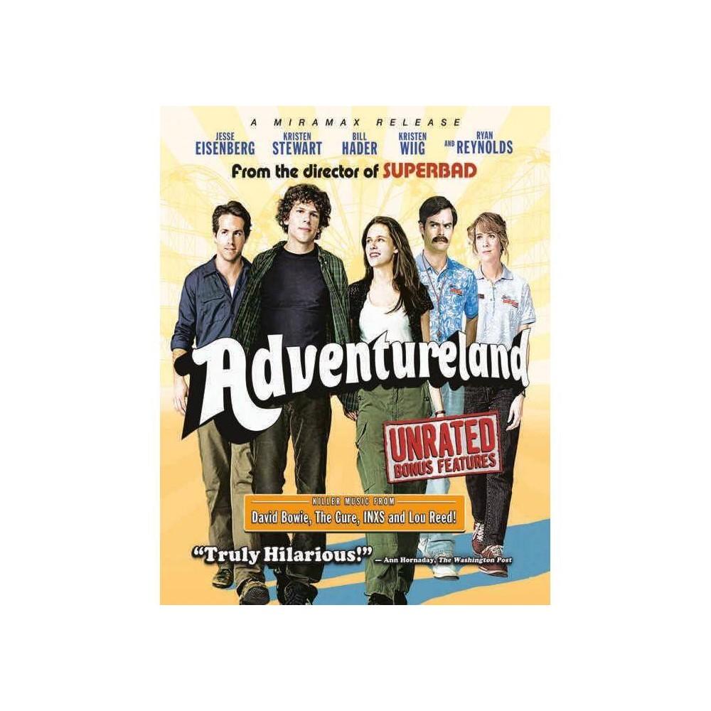 Adventureland Blu Ray 2020