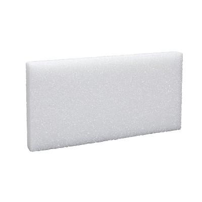 FloraCraft Styrofoam Sheet, 1 x 12 x 36 Inches, White