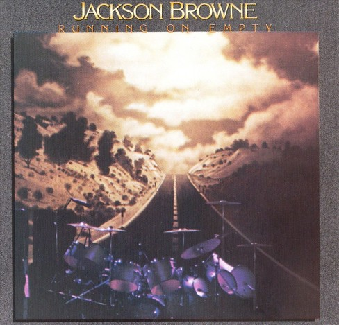 Jackson Browne - Running on Empty (CD) - image 1 of 1