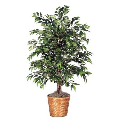 Artificial Smilax Bush - Green (4 )