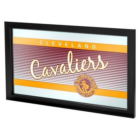 Cleveland Cavaliers Team Logo Wall Mirror - image 1 of 1