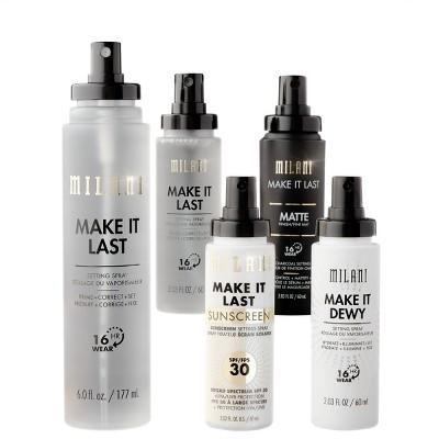 Milani Setting Spray Collection