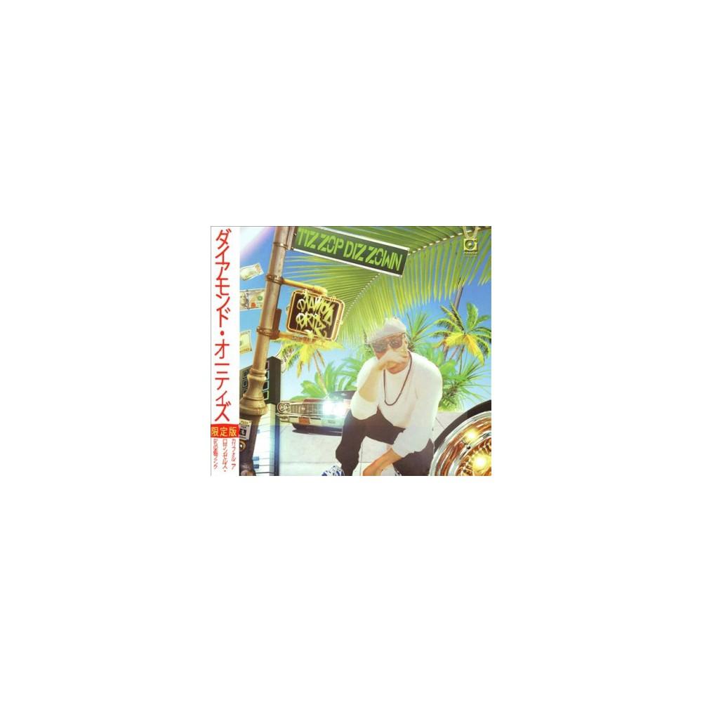 Diamond Ortiz - Tiz Zop Diz Zown (CD)
