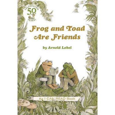 Frog and Toad Are Friends Juvenile Fiction - by Arnold Lobel (Paperback)