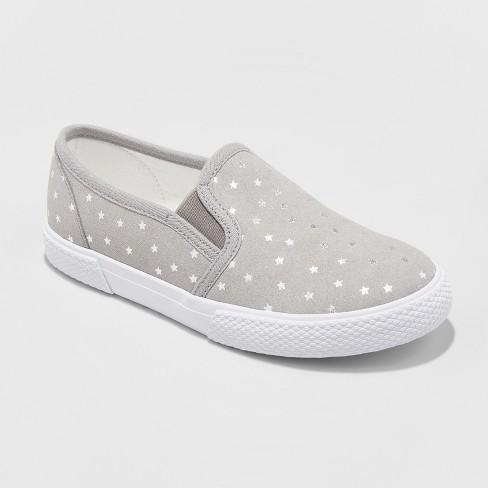 Girls' Lillian Slip on Sneakers- Cat & Jack™ - image 1 of 3
