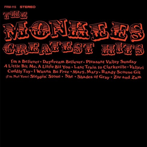 Monkees - Greatest hits (Vinyl) - image 1 of 1