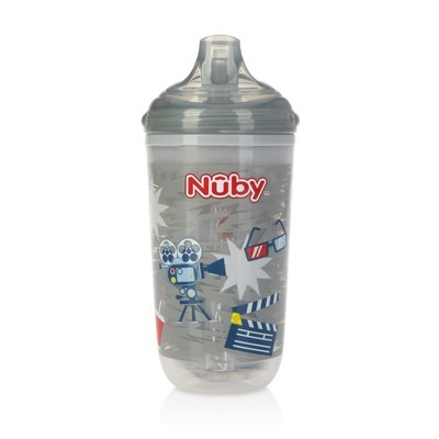 Nuby Light Up Cup - Gray