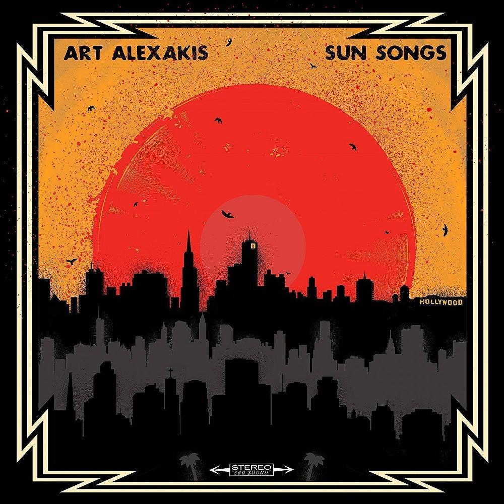 Art Alexakis Sun Songs Cd