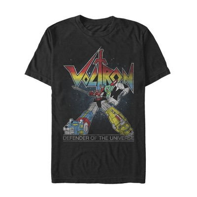 Men's Voltron: Defender of the Universe Space Walk T-Shirt