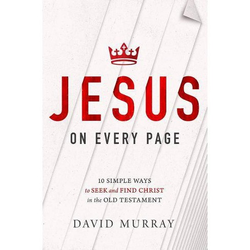 Jesus on Every Page - by  David Murray (Paperback) - image 1 of 1