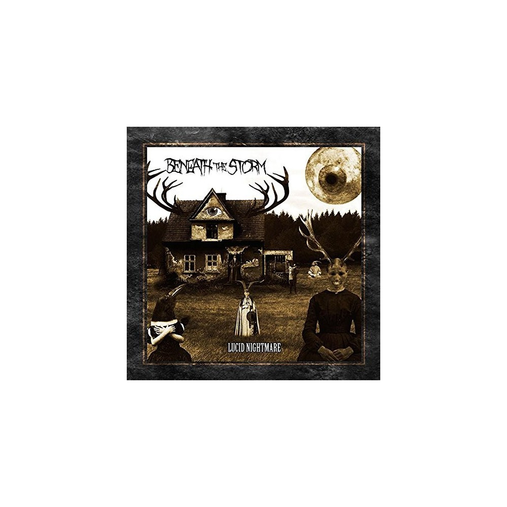 Beneath The Storm - Lucid Nightmare (CD)