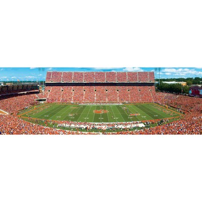 NCAA Clemson Tigers 1000pc Panoramic Puzzle