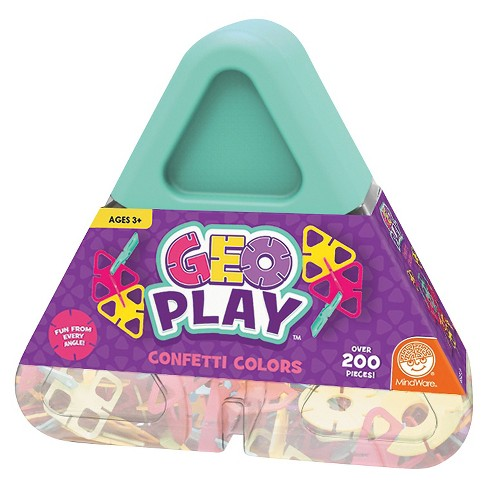 Mindware Geo Play Confetti - image 1 of 2
