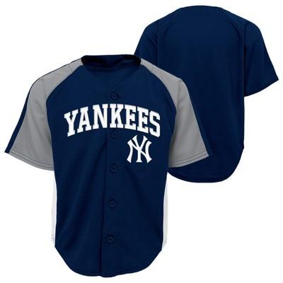 save off d8d89 f8614 MLB New York Yankees Boys' Infant/Toddler Team Jersey