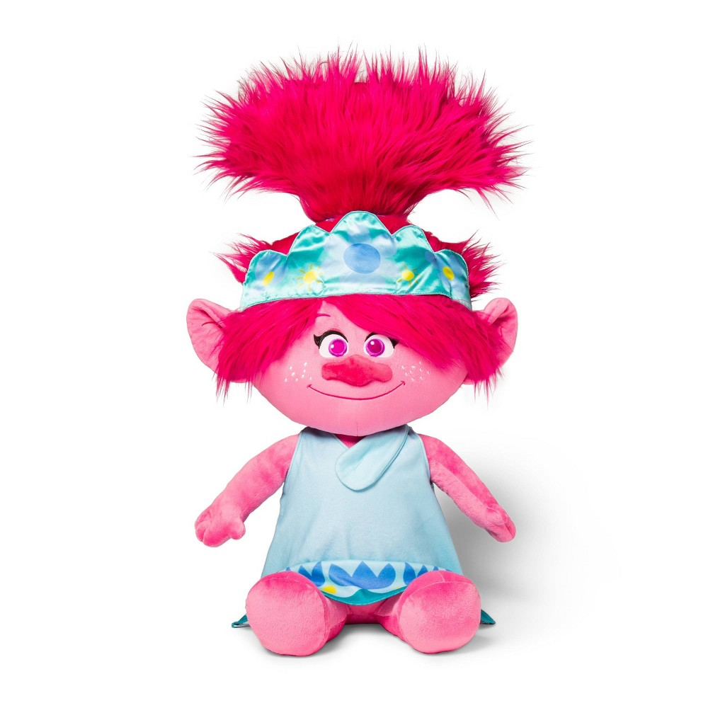 Trolls World Tour Poppy Oversized Cuddle Pillow was $49.99 now $34.99 (30.0% off)