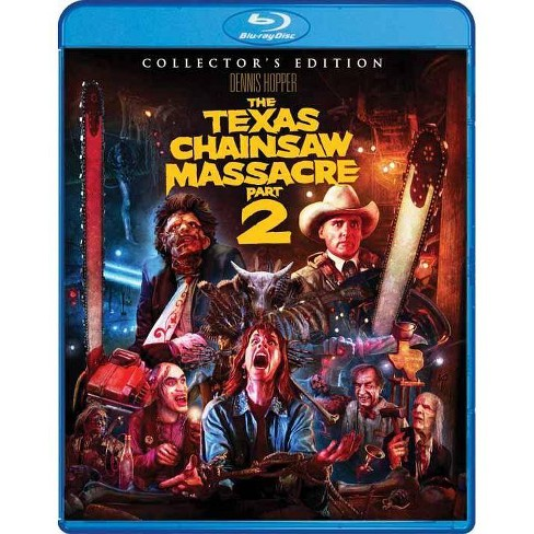 The Texas Chainsaw Massacre 2 (Blu-ray) - image 1 of 1