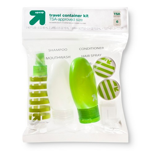 64e026e504 Travel Airline Security Kit - 6ct - Up Up™   Target