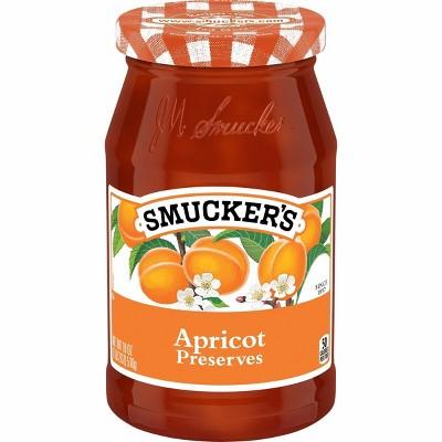 Smucker's Apricot Preserve - 18oz