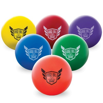 """Franklin Sports Superskinz Dodgeball - 7"""""""