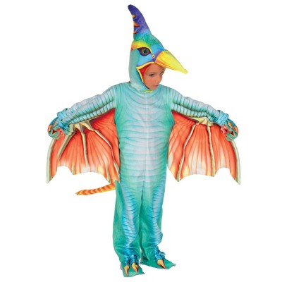 Kids' Pterodactyl Halloween Costume S