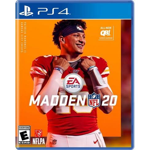 Madden NFL 20 - PlayStation 4 - image 1 of 4
