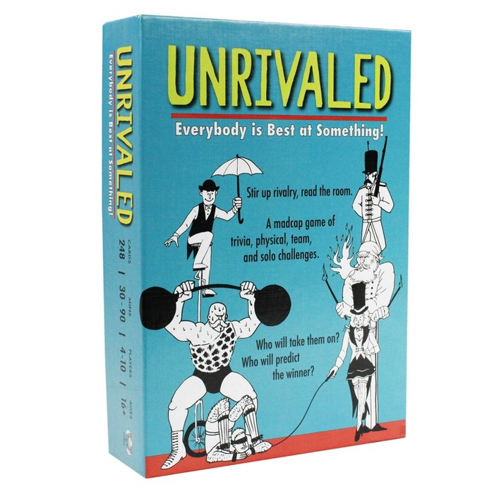 Unrivaled Party Game : Target