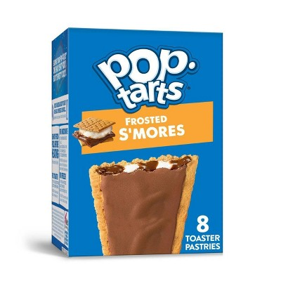 Kellogg's Pop-Tarts Frosted S'mores Pastries - 8ct/13.5oz