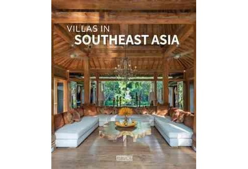 Villas in Southeast Asia (Hardcover) - image 1 of 1