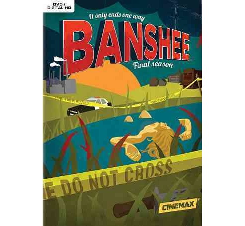 Banshee:Complete Fourth Season (DVD) - image 1 of 1