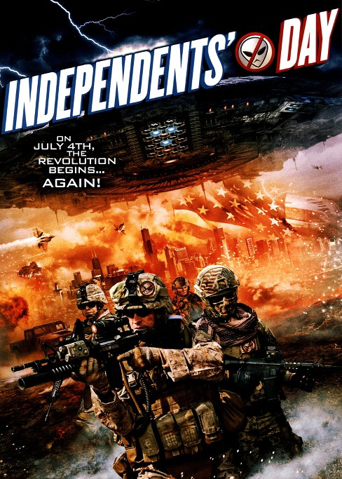 Independents day (DVD) - image 1 of 1