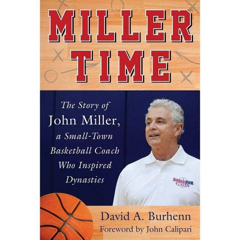 Miller Time - by  David A Burhenn (Hardcover) - image 1 of 1