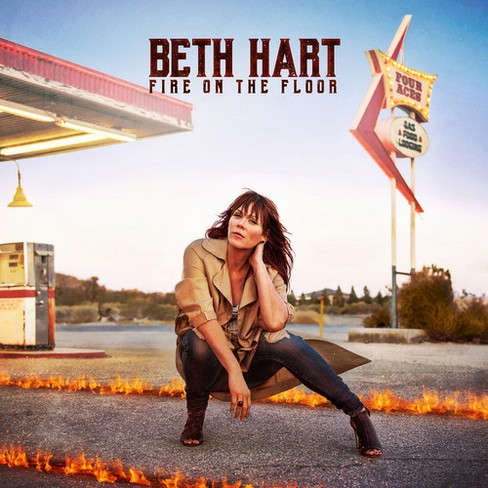 Beth Hart - Fire On The Floor (CD) - image 1 of 1