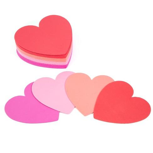 Valentine's Day Foam Base Hearts - Spritz™ - image 1 of 2
