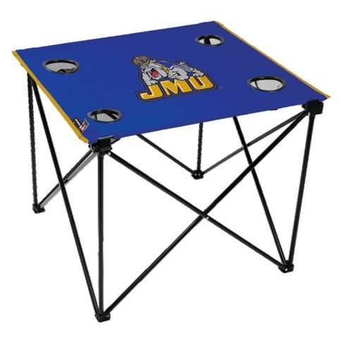 NCAA James Madison Dukes Portable Table - image 1 of 1
