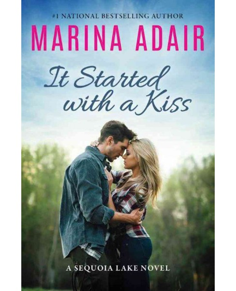 It Started With a Kiss (Paperback) (Marina Adair) - image 1 of 1