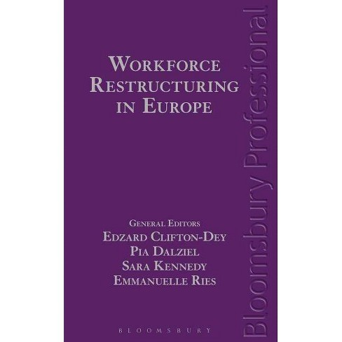Workforce Restructuring in Europe - by  Miller Rosenfalck Llp (Hardcover) - image 1 of 1