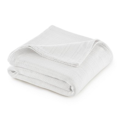 Full/Queen Cotton Bed Blanket - Vellux