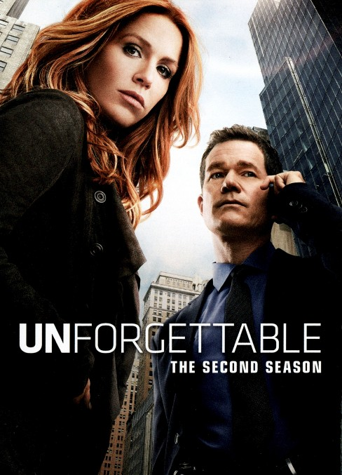 Unforgettable:Second season (DVD) - image 1 of 1