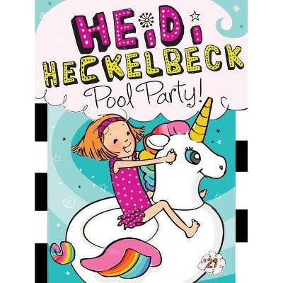 Heidi Heckelbeck Pool Party!, 29 - by  Wanda Coven (Paperback)
