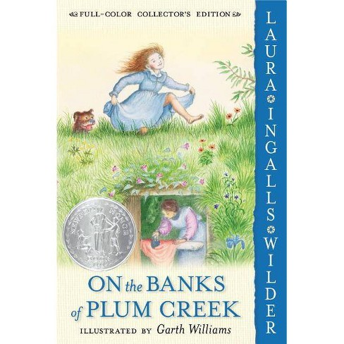 On the Banks of Plum Creek - (Little House (HarperTrophy)) by  Laura Ingalls Wilder (Paperback) - image 1 of 1