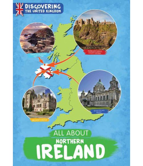 All About Northern Ireland (Hardcover) (Susan Harrison) - image 1 of 1