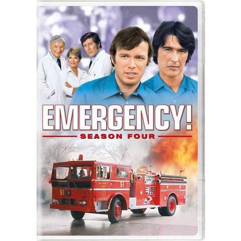 Emergency! Season Four (DVD) - image 1 of 1