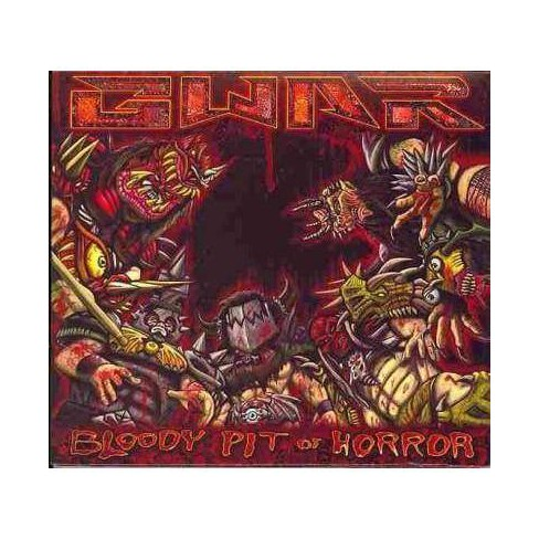 GWAR - Bloody Pit Of Horror (CD) - image 1 of 1