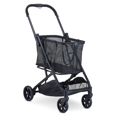 Joovy Boot Portable Collapsible Utility Shopping Cart