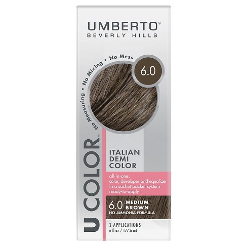 Umberto® Beverly Hills U Color Italian Demi Hair Color - image 1 of 4