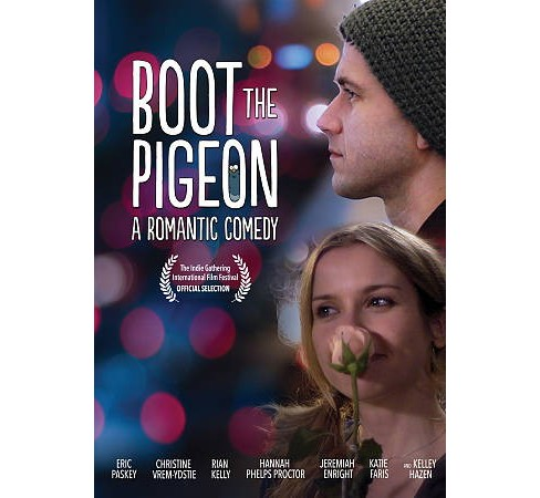 Boot The Pigeon (DVD) - image 1 of 1