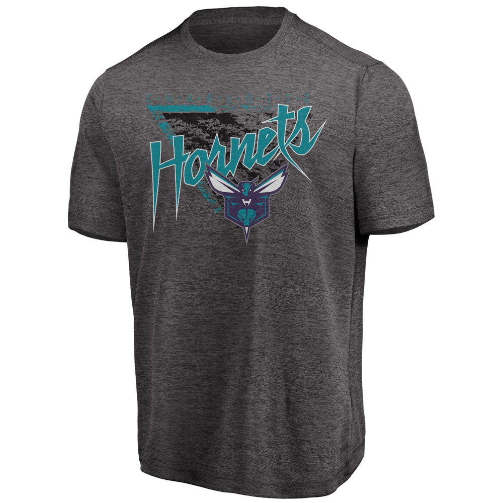 Charlotte Hornets Men's Hype It Up T-Shirt S, Multicolored